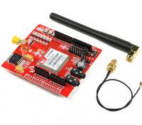 SIM900 GSM / GPRS ICOMSAT Expansion Board