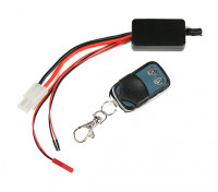 Wireless Remote Winch-Controller mit Wireless Receiver