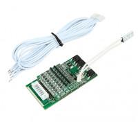 Batterieschutzschaltung Modul 8S (Li-Ion / LiPo) 4A Lade- / 10A Entladung