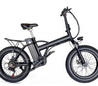 """20"" ""Fett-Bike Gewicht: 27kgs EU-Stecker"""