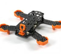 DIATONE Tyrant 150 Frame-Kit - Orange