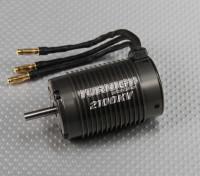Turnigy 1/8-Skala 4 Pole Brushless Motor - 2100KV