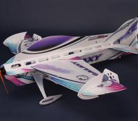 Hobbyking Galaxy Hochleistungs-3D-Flugzeug w / Motor