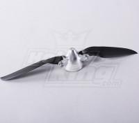Folding Propeller W / Alloy Hub 35mm / 3,17 mm Schaft 8x4.5 (1pc)