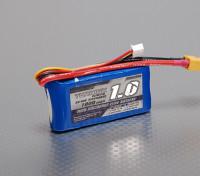 Turnigy 1000mAh 2S 30C Lipo-Pack