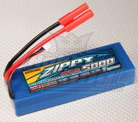 ZIPPY 5000mAh 2S1P 20C Hardcase-Pack
