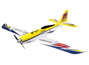 """Durafly EFX Racer High Performance Sports Model 1100mm (43.7"""") (PNF) - Yellow Edition"""