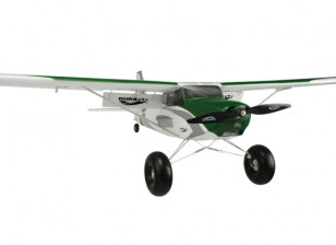 """New Durafly Tundra - Green/Silver - 1300mm (51"""") Sports Model w/Flaps (PNF)"""
