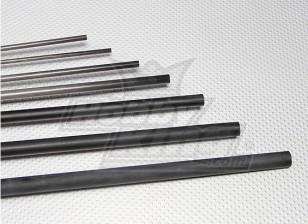 Carbon Fiber Rod (fest) 1.5x750mm