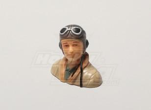 WW2 / Classic Era Parkfly Pilot (H39 x W43 x D24mm)