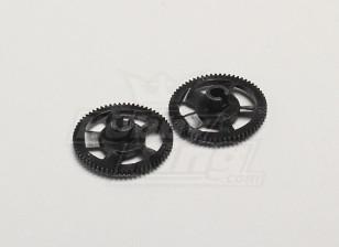 mCPX Main Gear (2 Sätze)