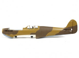 Wüste Schema Spitfire Rumpfs gestrichen mit allen Kunststoffteile und Magnete (Kutte nicht enthalten)