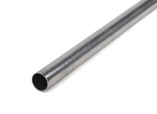 K&S Precision Metals Aluminum Stock Tube 12mm OD x 0.45mm x 1000mm (Qty 1)