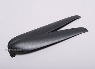 TGS Precision Folding Propeller 13x6.5 Schwarz (1pc)