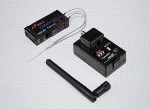 FrSky DF 2.4Ghz Combo Pack für Futaba w / Module & RX