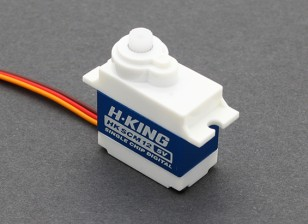 Hobbyking ™ HKSCM12-5 Single-Chip Digital Servo 1.5kg / 0.18sec / 10g