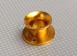 Ansaugtrichter für 30cc-50cc Gasmotor (Gold)