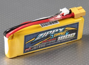 ZIPPY Compact 1800mAh 2S 25C Lipo-Pack