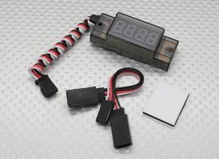 Mini-Tachometer für Zündung verwenden (30000 RPM max)