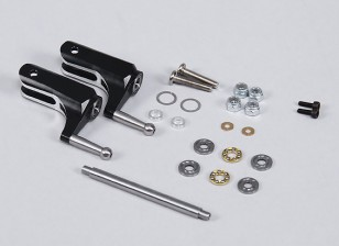 Main Rotor Grip Komplette HK-450TT PRO FBL Set