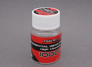 Track Silikon Diff Oil (hohe Viskosität) 10000cSt (50 ml)
