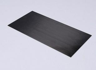 Carbon-Faser-Blatt 1.5mm * 300mm * 150mm