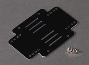 Turnigy HAL Batteriemontageplatte