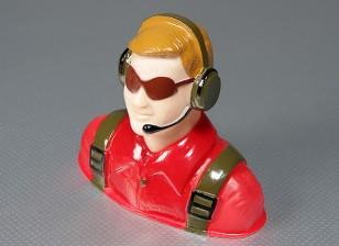 Große zivile Pilot (H150 x W175 x D86mm)