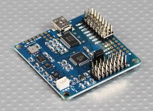 MultiWii 328P Flug-Controller w / FTDI & DSM2 Comp. Hafen