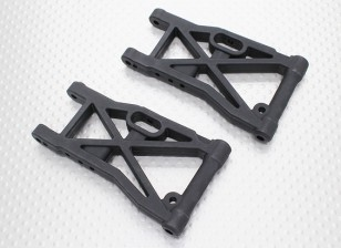 Front Lower Susp. Arm - 1/10 Quanum Vandal 4WD Racing Buggy (2 Stück)