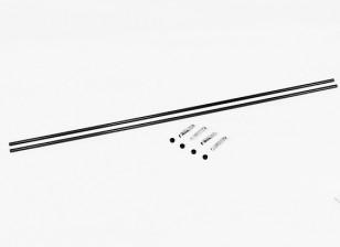 KDS Innova 550 Tail Boom Brace 550-60 (2ST / bag)