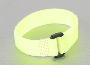 Klett Universal-Tie Down - flouro Gelb - 300mm