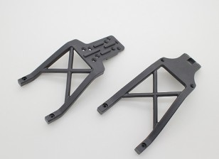 Vorne und hinten Chassis Stützbalken - A2032