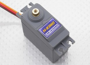 Hobbyking ™ High Torque Servo MG / BB W / Proof 12.8kg / 0.22sec / 58g