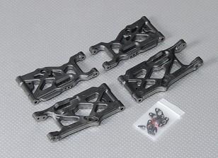 Vorderen und hinteren unteren Susp. Arms - A2038 & A3015 (1set)