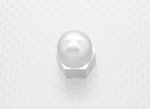 Hex spinner prop Mutter Alloy M5x0.8
