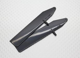 3D-Hauptblatt, symmetrischen Flügelprofils, Gegengewicht für Ncpx