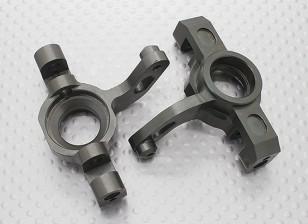 Knuckle Lenker L / R - A2038 & A3015-Legierung Metall upgrage (1Paar)