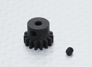 15T / 3,17 mm 32 Pitch gehärteter Stahl Ritzel