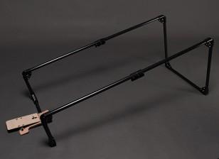 Pedal betätigt Bungee Abschuss System / Rampe für FPV / Gliders / Light EDF Modelle (Self Assembly)