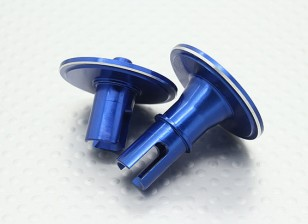 Alu. Ball Diff. Joint Cup - 1/10 Hobbyking Mission-D 4WD GTR
