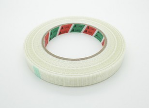 High Strength Chequered Fibre-Tape 15mm x 50m