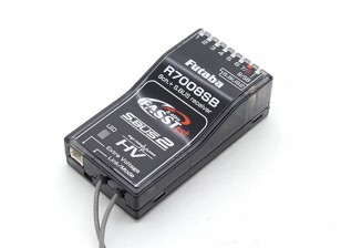 Futaba R7008SB 2,4 GHz Fasstest-Empfänger