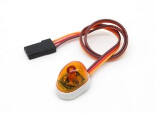 Erholungs-Fahrzeug Einzel-LED-Licht (gelb)