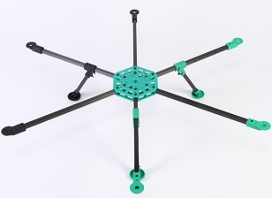RotorBits HexCopter Kit Mit Baukastensystem (KIT)