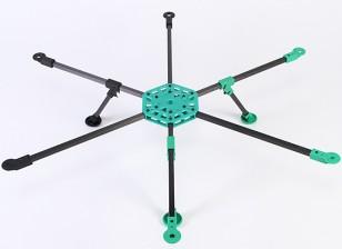 RotorBits HexCopter Kit Mit Baukastensystem (KIT)