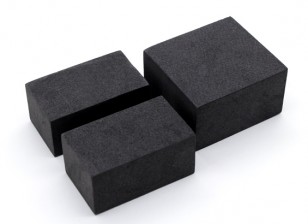 """Shorty"" Battery Pack Foam Block Set für 1/10 PKW / LKW / Buggy"
