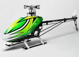 Sturm 700 DFC Elektrische Flybarless 3D Hubschrauber Kit (w / Upgrade Taumelscheibe und Heckschieberegler)