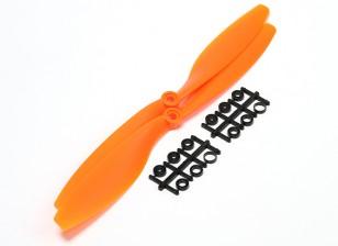 Turnigy Slowfly Propeller 10x4.5 Orange (CCW) (2 Stück)