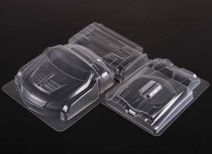Wide Bodykit für Mitsubishi Lancer Evolution 9 Körper